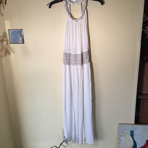 Free People Long Dress